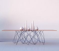 亜原子テーブル(THE QUANTUM TABLE)