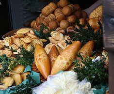 Cheese from Tatra Mountains - Polish oscypek