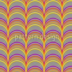 Colorama designed by Andreas Loher, vector download available on patterndesigns.com Pattern Designs, Vector Pattern, Patterns, Vector Design, Surface Design, Circles, Shop, Color, Block Prints