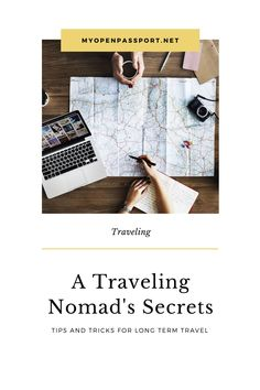 Within this article, I share my secret as a traveling nomad and how I stretch my finances to continue the globetrotting. #travelinglongterm #longterm #financesintravel