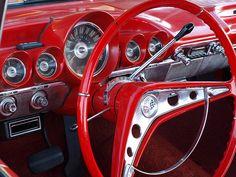 1959 Chevrolet Impala dash board | 1959 Chevy Impala Dashboard