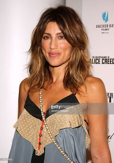 Actress Jennifer Esposito attends the premiere of 'The Disappearance of…