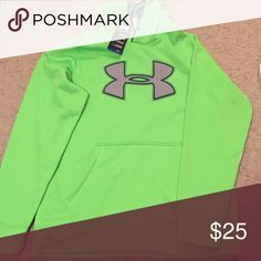 Men's under armour hoodie Brand new with tags Under Armour Shirts Sweatshirts & Hoodies