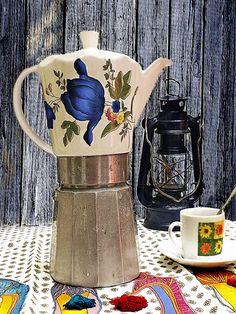 A LA MESA CON GLAMOUR: Mi pequeño homenaje al café