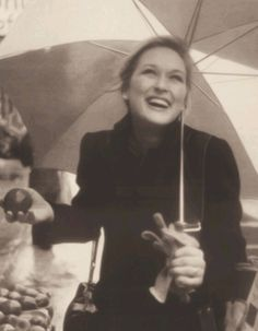 Meryl Streep; A smile is timeless