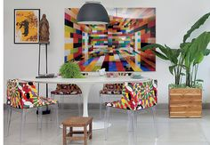 salas com quadros decorativos - Pesquisa Google