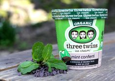 I love this local, organic, fair-trade ice-cream company. It is now available in many places but if you get it at one of their Bay Area shops, everything is reusable or biodegradable. My son's favorite is the Mint Confetti. Yum!!