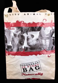 Feed Bag Tote  <3