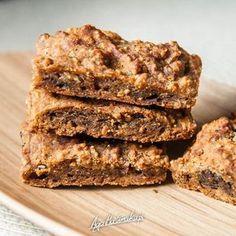 Kliknij i przeczytaj ten artykuł! Healthy Deserts, Healthy Sweets, Vegan Desserts, Raw Food Recipes, Cookie Recipes, Vegan Food, Good Food, Yummy Food, Low Calorie Recipes