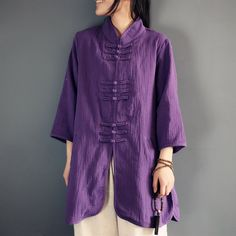 Chinese Style Spring Blouses