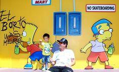 Simpsons Neighborhood