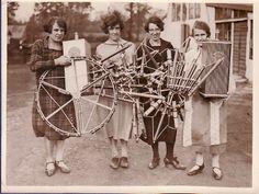 Brocks Fireworks workers Gunpowder Plot 1925