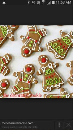Gingerbread People Ideas