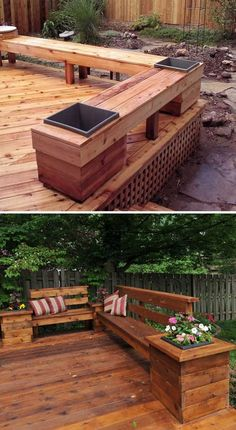Built in benches usually are wonderful custom designs. They can be placed almost anywhere of your home – from a hallway wall to a backyard deck or even under the window. They are also great examples of taking advantage of limited space. Built-in benches not only provide extra seating area, they can be used as [...]