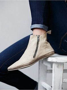 Free People Melrose Ankle Boot, $148.00
