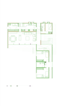House A,Floor Plan