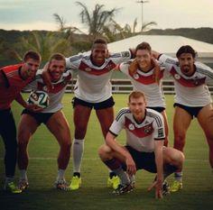 Germany soccer team