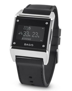 Basis FitTracker Watch - We can help you find the best smart watch, pedometer, hrm, activity tracker or even action cam to meet your lifestyle needs at : topsmartwatchesonline.com