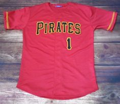 Take a look at this custom jersey designed by Putnam City Pirates Baseball and created at Dupree Sports in Stillwater, OK! http://www.garbathletics.com/blog/pirates-baseball-custom-jersey-2/ Create your own custom uniforms at www.garbathletics.com!