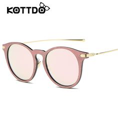 2016 Summer Retro Round Sunglasses Men Women Multicolor Vintage Sun Glasses Eyewear Women  Oculos de sol feminino Sunglass UV400