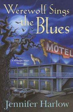 Bea Reviews Werewolf Sings the Blues by Jennifer Harlow