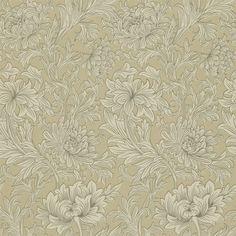 Morris & Co - Chrysanthemum Toile Wallpaper