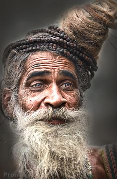 Photograph by Pronab Kundu Portrait Photos, Foto Portrait, Portrait Photography, Old Faces, Many Faces, Interesting Faces, People Around The World, World Cultures, Belle Photo