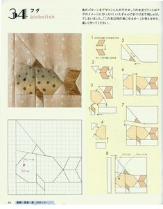 paper piecing yoko seito - christine pages - Álbuns da web do Picasa Paper Pieced Quilt Patterns, Patchwork Patterns, Quilting Patterns, Rustic Quilts, Nautical Quilt, Japanese Patchwork, House Quilts, Foundation Paper Piecing, Square Quilt