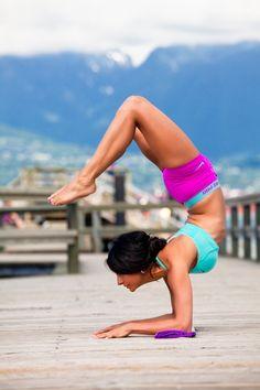 Vrischikasana from www.zainsaraswatijamal.com » Yoga Pose Weekly