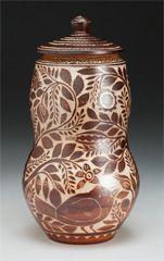 Matthew Metz.  Covered Jar