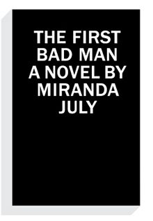 THE FIRST BAD MAN book