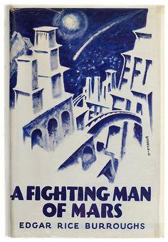 A Fighting Man of Mars (1932) British