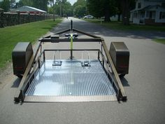 We offer many special options for our trailers like a stone guard, hand winch, color choices and much much more. We can custom build almost any options you need to put on our trailer. New drop bed utility trailer Free Trailer, Trailer Diy, Trailer Plans, Trailer Build, Trailer Axles, Atv Trailers, Custom Trailers, Car Trailer Ramps, Motorcycle Carrier