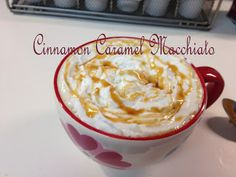 Sweet 'n' Savory Eats: Cinnamon Caramel Macchiato