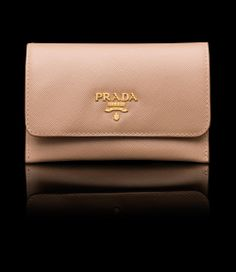 Prada credit card holder | Prada | Pinterest | Card Holders, Prada ...