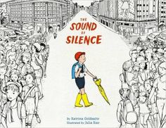 The Sound of Silence Katrina Goldsaito & Julia Kuo A Japanese-inspired illustrated serenade to the art of listening to one's inner voice amid the noise of modern life: Good Books, Books To Read, My Books, The Art Of Listening, Doki, Margaret Wise Brown, Thing 1, Japanese Words, Japanese Boy