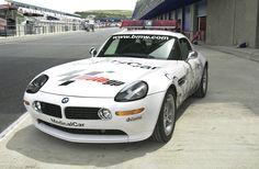 BMW Z8 de 2002. !El Safety Car más exclusivo de todos! - Lo uso James Bond #windscreen #winddeflector http://www.windblox.com/ #bmwz8