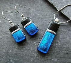 Image detail for -Dichroic Glass Jewelry | Sea Glass Jewelry and Glass Bead Jewelry ...