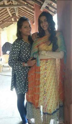 Sonam snapped on the sets of 'Prem Ratan...'   PINKVILLA