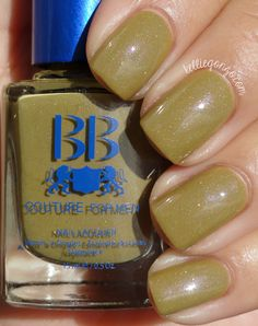 BB Couture for Men Rumpelstiltskin // kelliegonzo.com