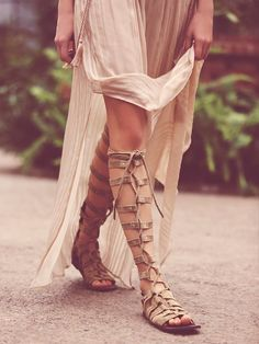 Free People Cypress Tall Sandal at Free People Clothing Boutique