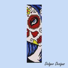 Calavere -Loom Bracelet Cuff