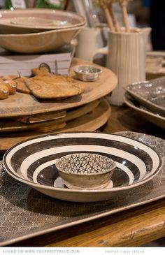Wonki Ware ceramics | Photography: Cindy Taylor, Ceramics: Wonki Ware