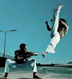 Brazilian Martial Art form, Capoeira