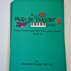 My Muscle Builder Paperback Bundle