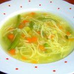 Aby byly polévky jako od babičky, stačí dodržovat klasická pravidla