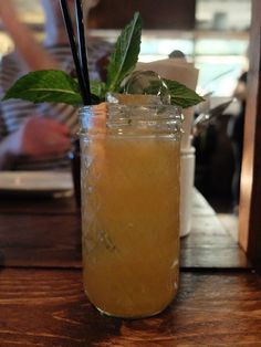 Summer Cocktails @ Berber & Q