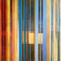 Stripped Framed Art, Dan, Canvas, Artist, Unique, Design, Tela, Artists
