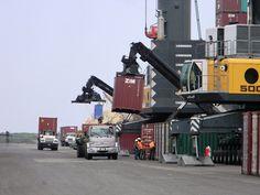 Más de 4 mil contenedores ha exportado Bolipuertos Puerto Cabello en el primer trimestre