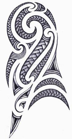 dibujos samoano
